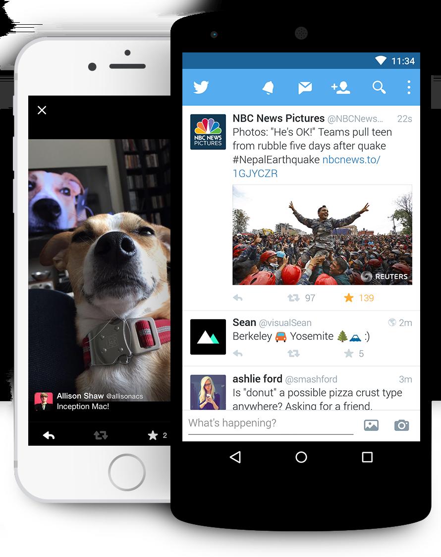 Image result for twitter app