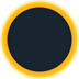 Eclipse2017 hashtag icon Twitter
